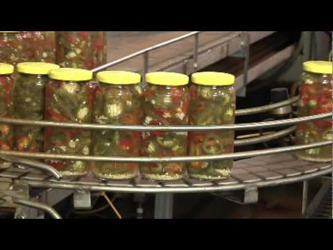 How our delicious Sunshine Pickles are made