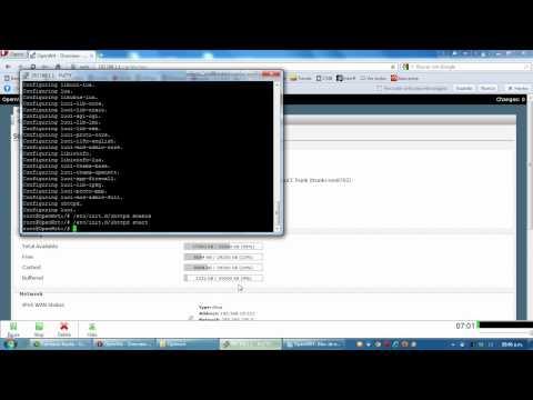Instalar OpenWRT, configurar 3G y impresion en red por USB con Router Tp-Link MR3220