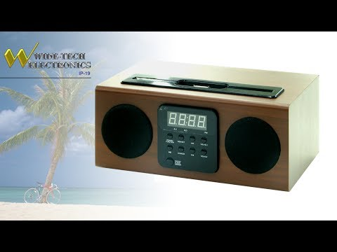 IP-19 (Radio Alarm Clock Docking System)