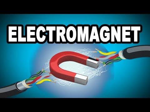 Learn English Words: ELECTROMAGNET - Meaning, Vocabulary with Pictures and Examples