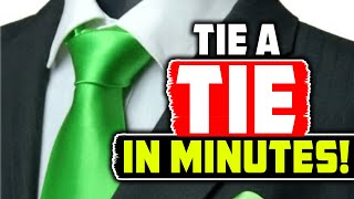 How To Tie A Tie Step By Step Easy
