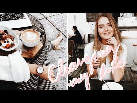 LIFE MAKEOVER - Changing My Life / GIRLBOSS // Nika