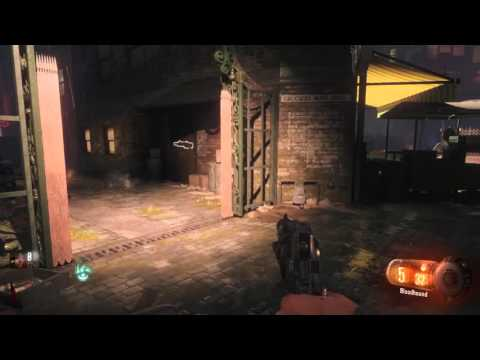 Black Ops 3 Zombies Shadows of Evil Easy 500 Points!!! Easter Egg