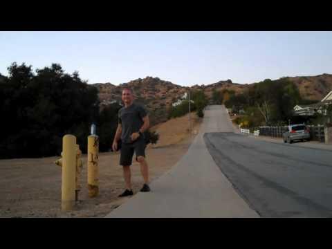 Steve Maxwell: Hill Intervals  w/  Hindu Push-Ups