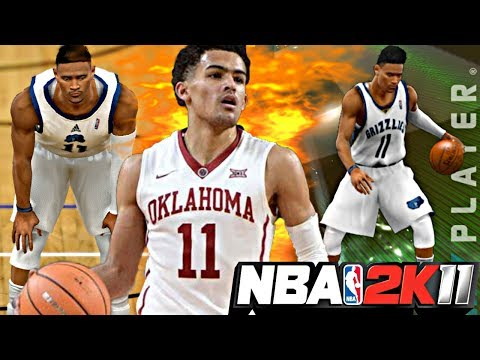 NBA 2K11 MyPLAYER TRAE YOUNG #8 - GETTING A TRIPLE DOUBLE IN THE LAST SUMMER LEAGUE GAME!