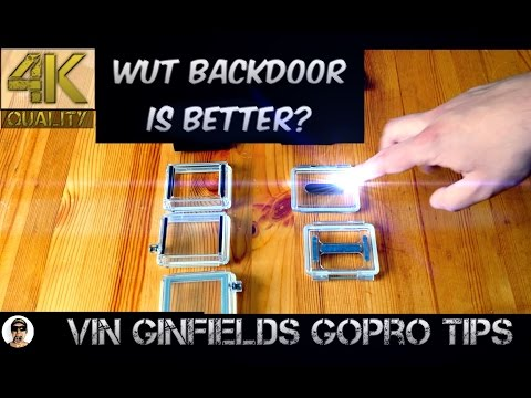 GoPro Tip #94 Explaining the different Backdoors