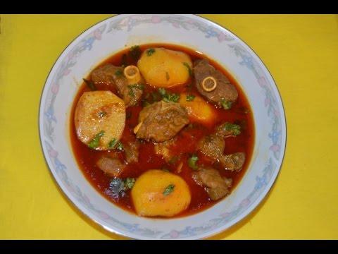 Aloo Gosht Recipe