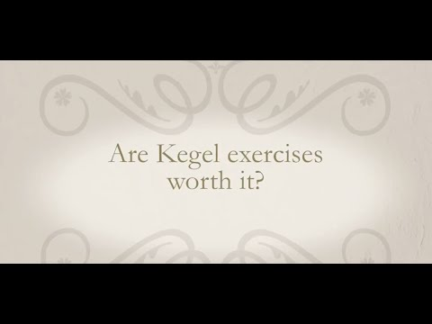 Are Kegel exercises worth it?