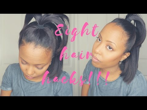 RELAXED HAIRCARE: 8 HACKS FOR HEALTHY RELAXED HAIR GROWTH