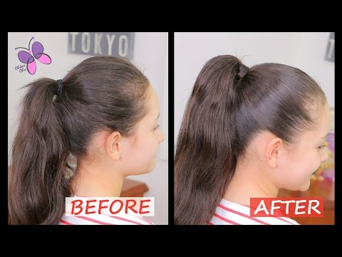 How To Do a Perfect Ponytail | Quick and Easy Hairstyles | Chikas Chic