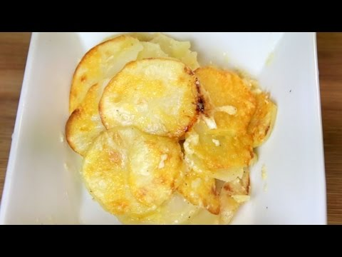 Easy Scalloped Potatoes Recipe | BeatTheBush