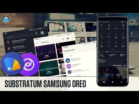 How To Install Substratum Theme On Samsung Oreo OS