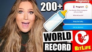 Download BITLIFE WORLD RECORD?? *MOST BABIES EVER* Video