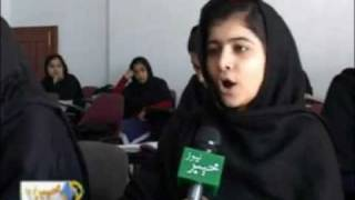 Swat News Report Malala Yousafzai By Niaz Ahmad Khan .mpg