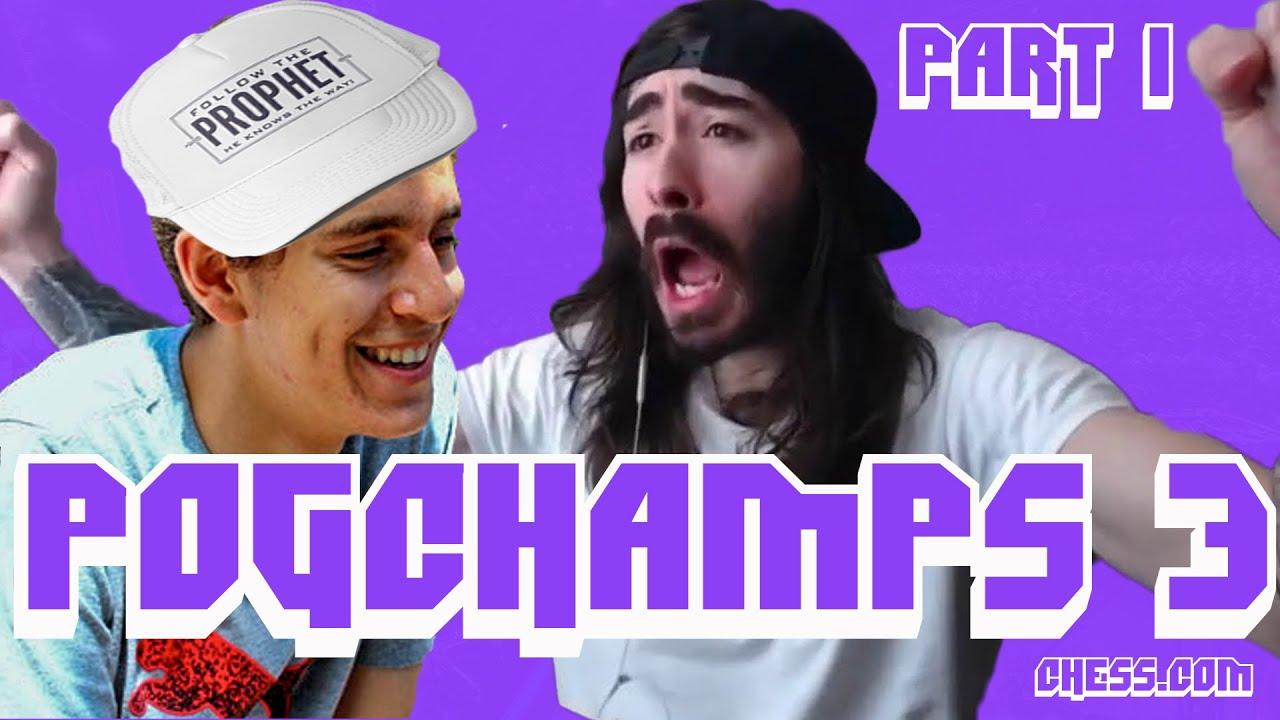 PogChamps 3 | MoistCr1TiKaL Training | The Prophet Returns