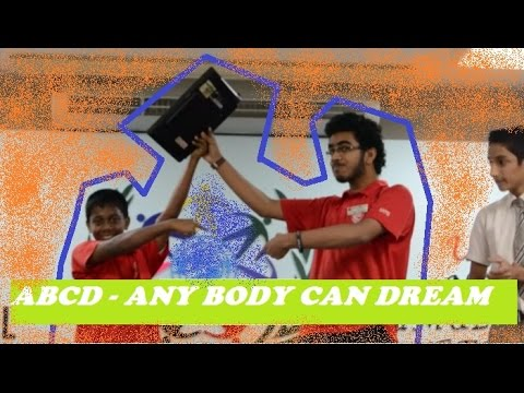 ABCD - Any Body Can Dream || Short Movie ||