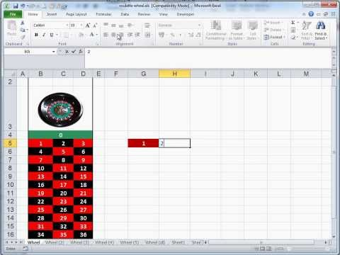 01 Create roulette wheel.wmv