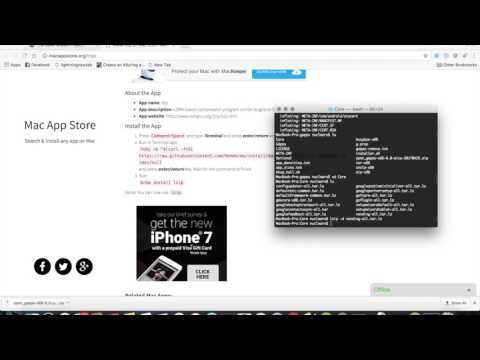 How to install android sdk on mac os -