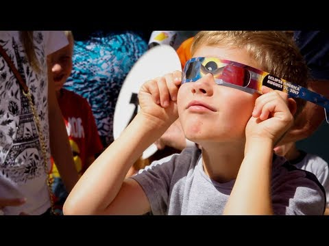 How to protect your eyesight during a solar eclipse