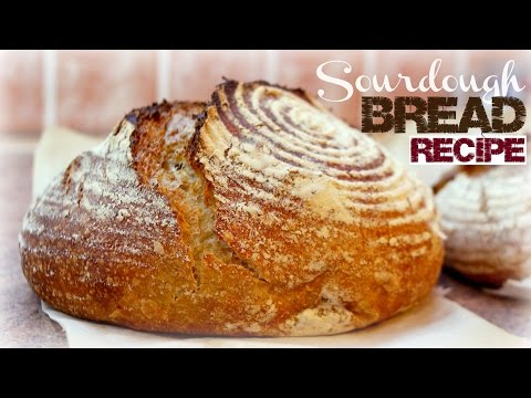 My Secret Sourdough Bread Recipe (Low FODMAP)