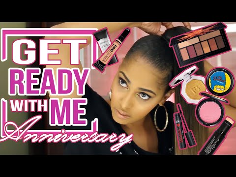 Get Ready With Me WEDDING ANNIVERSARY @iamchinarenee
