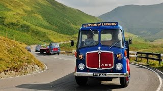 Heart of Wales Vintage Lorry Rally.2014