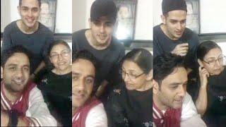 Bigg Boss 11 Vikas Gupta And Priyank Sharma Live With The Teacher  Very Sweet Moment Of Viakas 