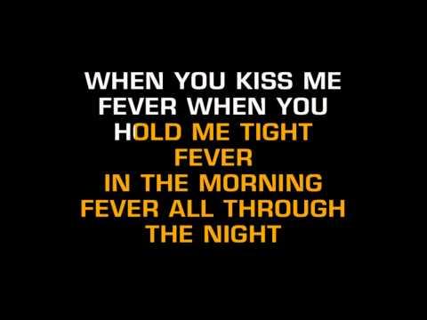 Elvis Presley - Fever (Karaoke)
