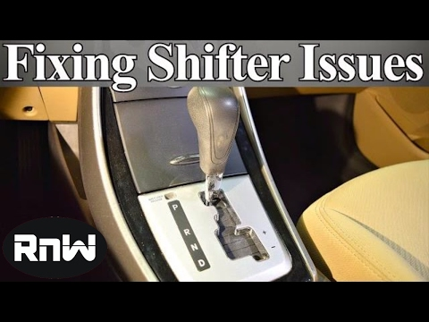 How to Diagnose and Fix Shifter Issues