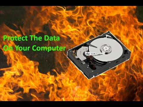 Backup The Data On Your Computer Locally