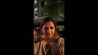 Indian Girl Having fight nd Galiya for her rights