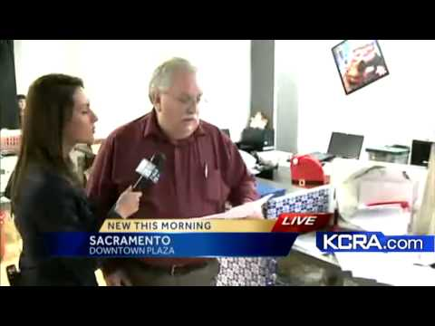 Letters to Santa roll into Sacramento Post Office