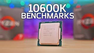 Intel i5-10600K vs AMD Ryzen 3600X & 3700X! Review, Overclocking & Benchmarks