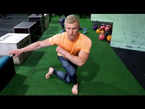 Bodyweight Leg Workout (Beginner / Intermediate)