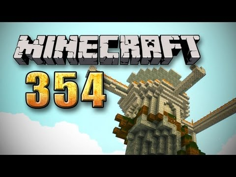Let's Play Minecraft #354 [GER] - Fast am Ziel