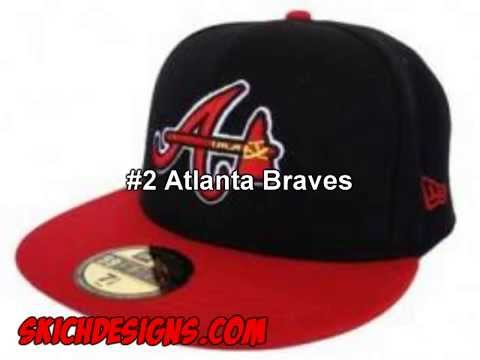 Top Ten Best Selling New Era Hats of All Time - SkichDesigns.com