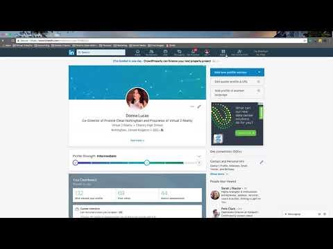 How to create a Company/Business Page on LinkedIn