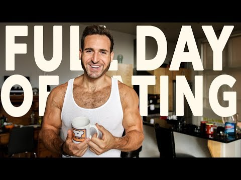 FULL DAY OF EATING FOR GAINING MUSCLE AND LOSING FAT | BODY RECOMP EP.4