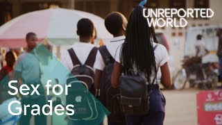 Students pressured to have sex for grades in Mozambique   Unreported World