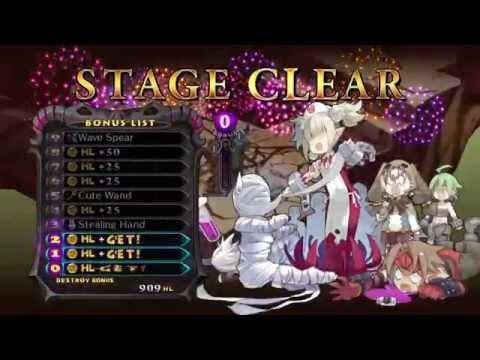 Disgaea 5 Demo: Fastest Class EXP