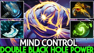 MIND CONTROL [Enigma] Double Black Hole Comeback Hard Game Dota 2