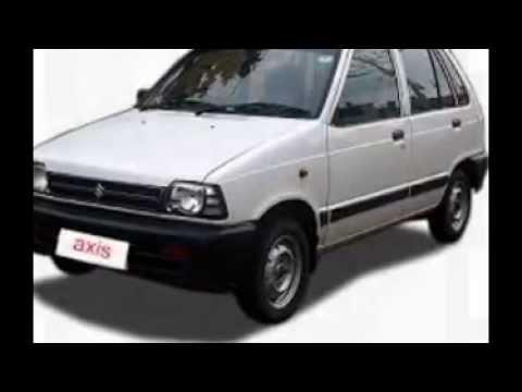 Maruti Pre Owned Cars