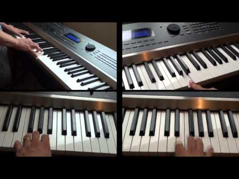 Paul McCartney - New - Piano Cover Version