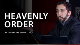 How was the Quran Organized? New Course: Heavenly Order