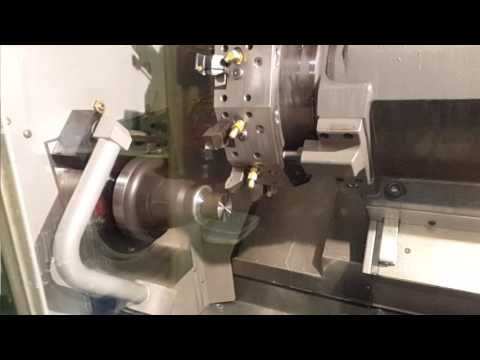 First Attempt at taking some slow motion machining video.
