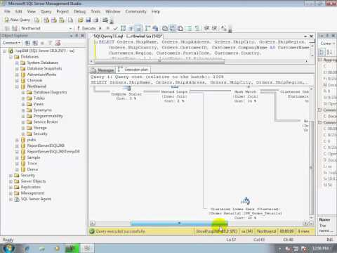20-How to generate query (estimated) execution plan using SSMS