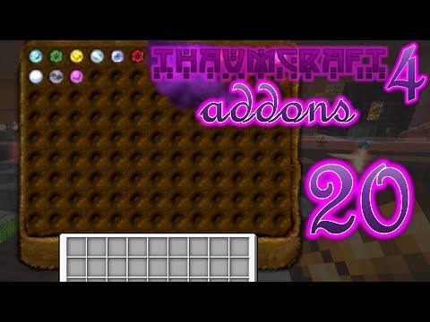 Minecraft - Thaumcraft 4 Addons #20 - Bottomless Pouch