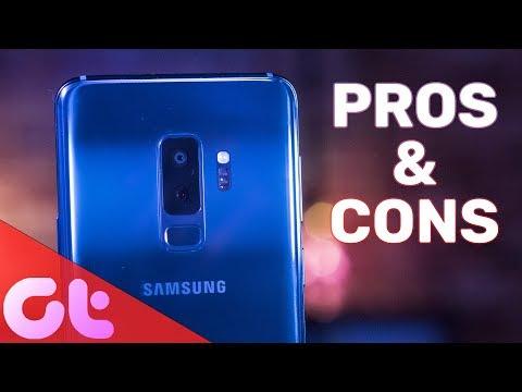 Top 5 Samsung Galaxy S9 Pros & Cons: Should You Buy?