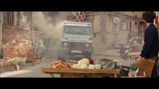 Skyfall - Opening Scene: Car Chase (1080p)