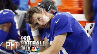 Should Giants tank to secure a top QB in draft? I Pro Football Talk I NBC Sports